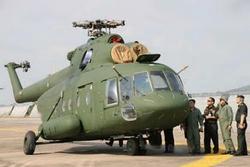 Вертолет Ми-17В5