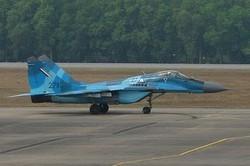 МиГ-29 ВВС Мьянмы