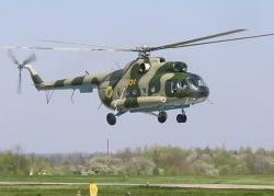 Ми-8 ВС Украины