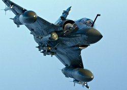 ВВС Франции в налете на Ливию