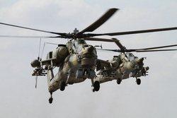 Пара Ми-28