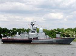 артиллерийский корабль МАК-160