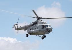 МИ-17 ВМС Мексики