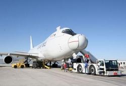 Самолет с ABL