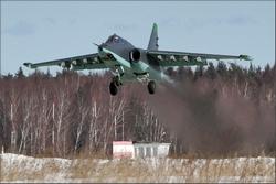 Су-25СМ2 ВВС России