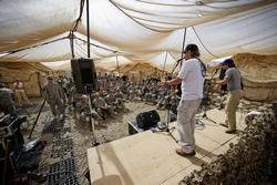 Концерт в Ираке