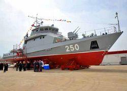 Ракетно-артиллерийский корабль Казахстан