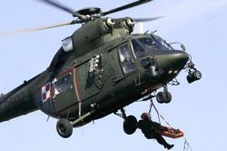 Вертолет ВС Польши