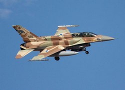 F-16I Sufa (Storm)