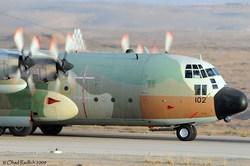 C-130 ВВС Израиля