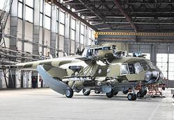 Ремонт вертолета Ми-8