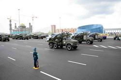 Системы ПВО ВС Казахстана