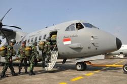 CN-295 ВВС Индонезии