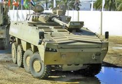 Patria с модулем Бахча-У