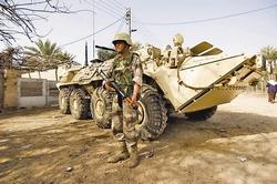 БТР-80УП ВС Ирака