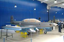 учебно-боевой самолет Кобац