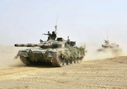 Al-Khalid Основной боевой танк