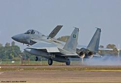 F-15S ВВС Саудовской Аравии