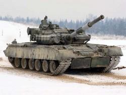 Т-80. Фото с сайта soldati-russian.ru