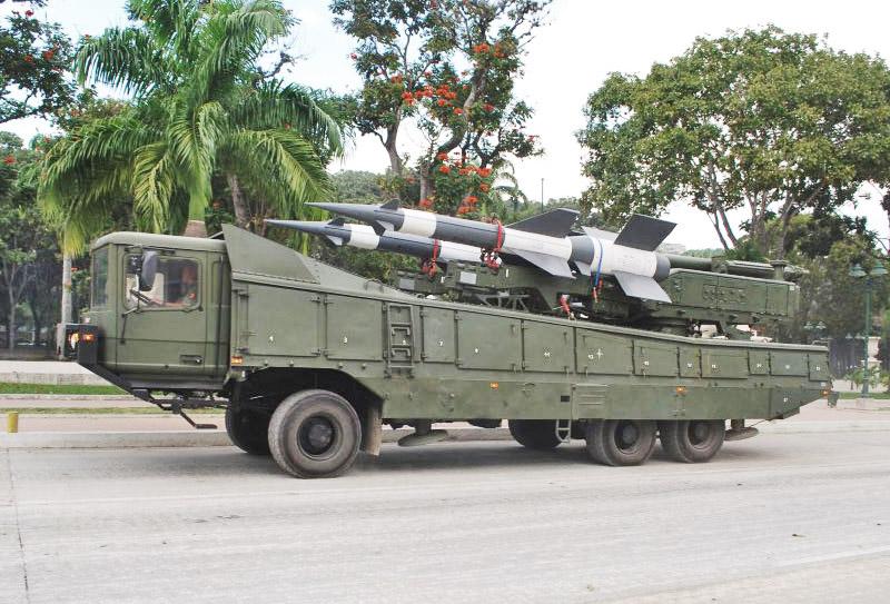 ЗРК Печора-2М