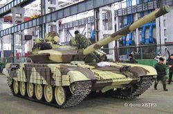 Т-72Е1 Основной боевой танк