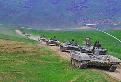 Бронетехника ВС Армении