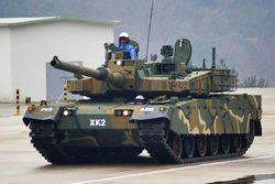 К2 Black Panther