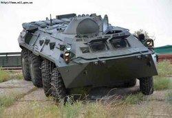 БТР-80 ВМС Украины