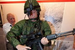 комплект экипировки солдата будущего
