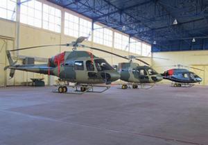 Eurocopter AS355NP Ecureuil