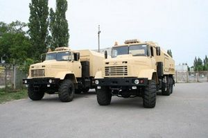 КрАЗ-632217