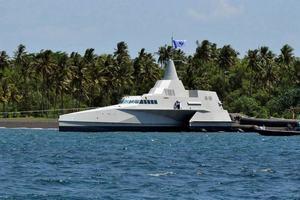 катер-тримаран проекта Х3К