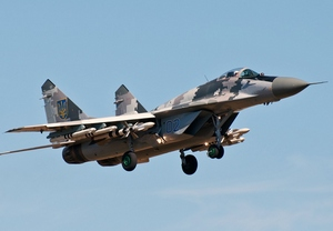 MiG-29 (9-13) - Vasiliy Koba