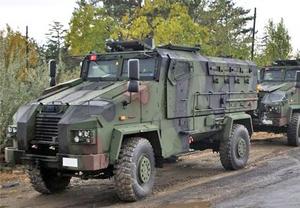 BMC MRAP Kirpi