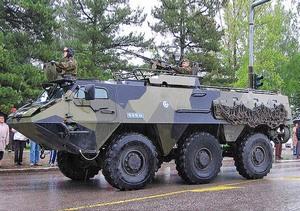 XA-180 бронетранспортер