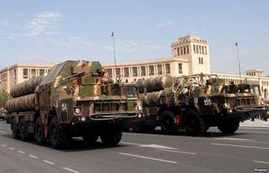 ЗРК С-300 Армении