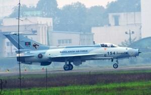F-7BGI ВВС Бангладеш
