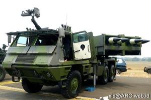Avibras ASTROS II Mk 6
