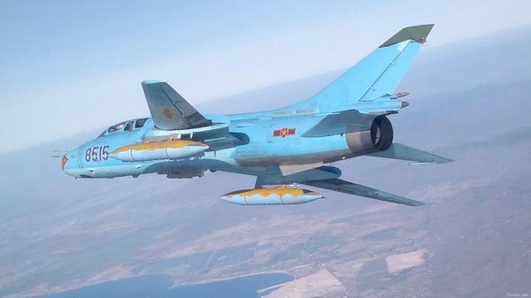 Су-22УМ3/М4 ВВС Вьетнама