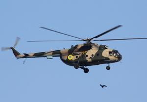 Ми-8МТВ-1 ВС Украины фото: Valeriy Serdyuk