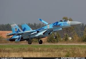 Су-27 ВС Украины