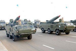 ракетные комплексы Точка-У ВС Казахстана