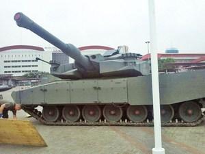 Танк Leopard Ri в Индонезии