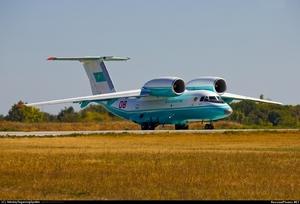 Ан-72 ВВС Казахстана