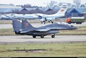 Самолет МиГ-29УБ (тип