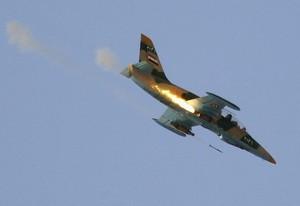 L-39ZA ВВС Сирии
