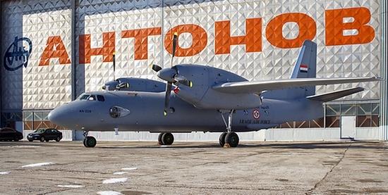 Ан-32 ВС Ирака