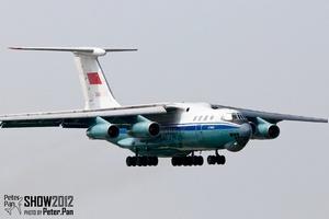 военно-транспортный самолет Ил-76МД