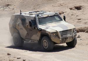 Бронеавтомобиль AMV