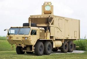 Мобильный боевой лазер HEL MD